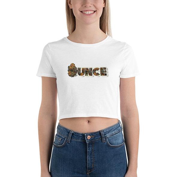 Women's Ounce Crop Tee