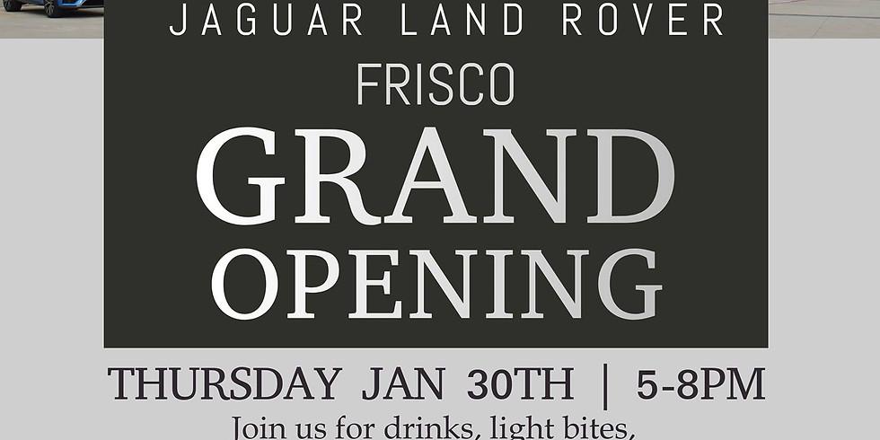 Grand Opening: Jaguar Frisco Dealership