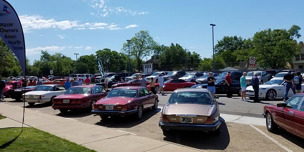 Annual Concours Hosted by the Jaguar Club of Austin