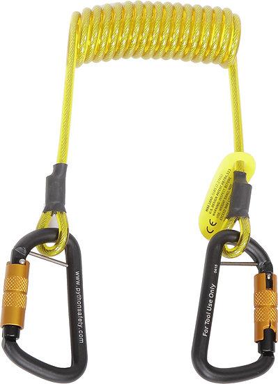 Python Safety™ Hook2Hook Coil Tether (10 Pack)