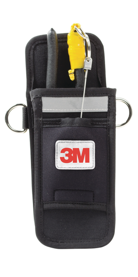 Single Tool Holster with Retractor