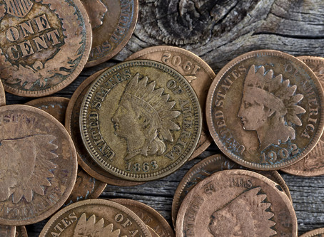 Building a Coin Collection - Choosing a Coin Type and Series to Collect