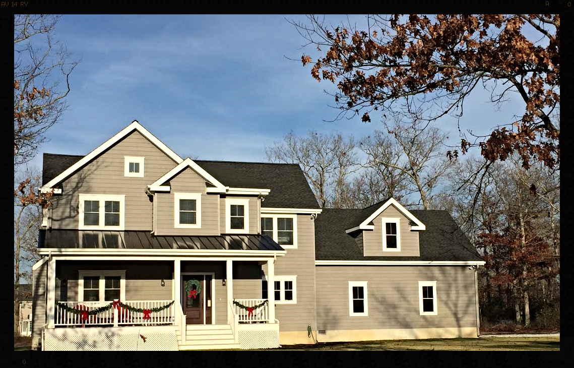 Upper Township Custom Single Family