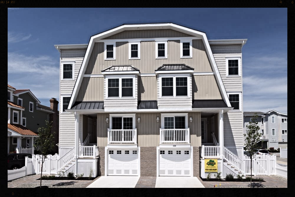 Sea Isle City Custom Duplex