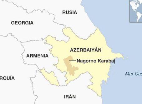El conflicto entre Armenia y Azerbaiyán