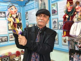 BOUKHARA, JE VOUS EMMÈNE VISITER L'ATELIER D'UN ARTISAN QUI DONNE VIE A SES MARIONNETTES!