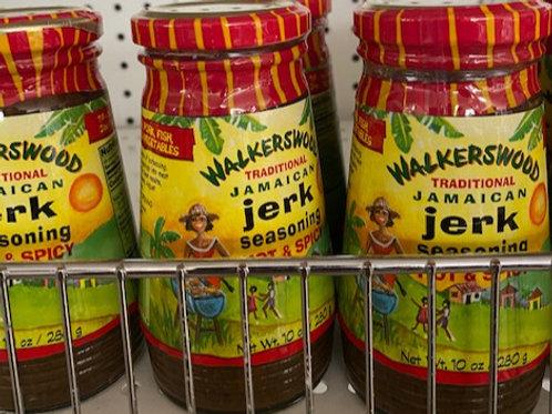 Walkerswood Jamaican Jerk Hot