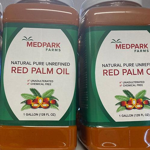 MediPark Palm Oil 128oz