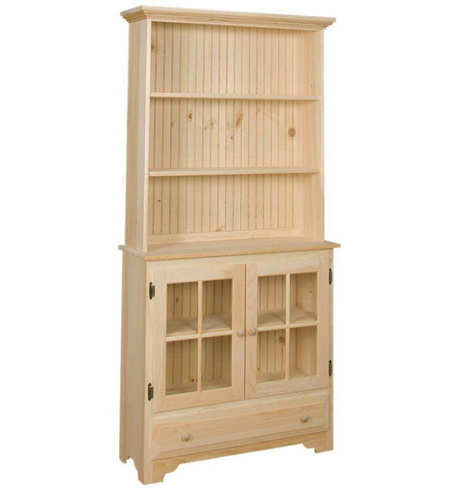 Open Top Country Hutch $391