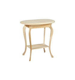 Oval Table $116