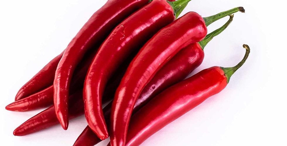 RED HOT CHILI (FINGER CHILI) (LB)