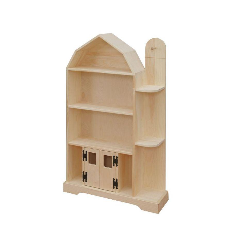 Barn Bookshelf $146
