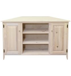 Corner Plasma TV Cabinet $319