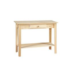 Sofa Table w/Shelf $111