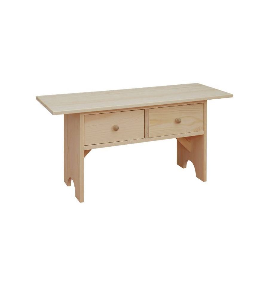 Coffee Table Bench $97
