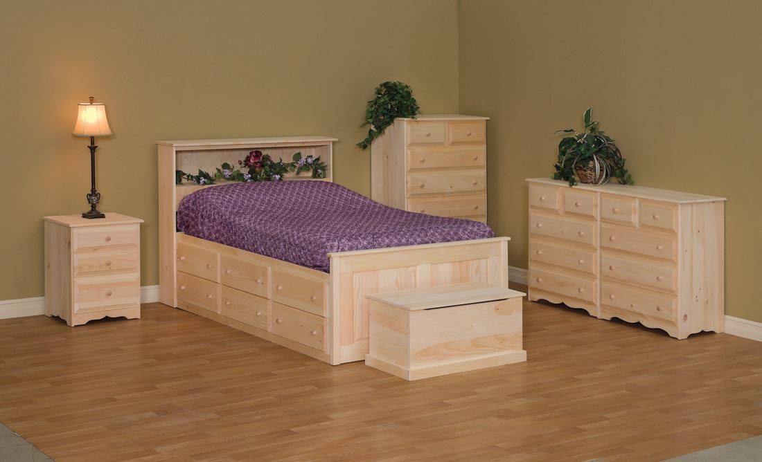 Bedroom Suites - various prices
