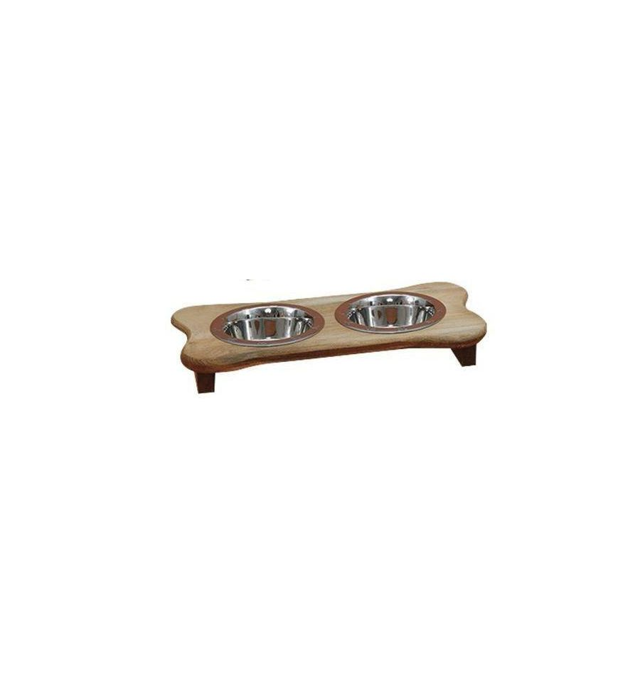 Large Dog Bone Dish $34
