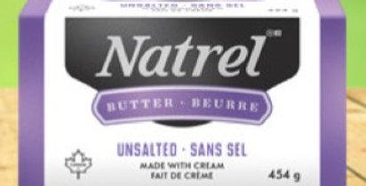 NATREL BUTTER (1LB)