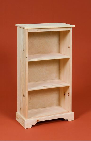 Small Primitive Bookshelf $183