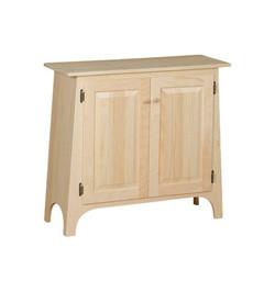 2 Door Hall Cabinet $179