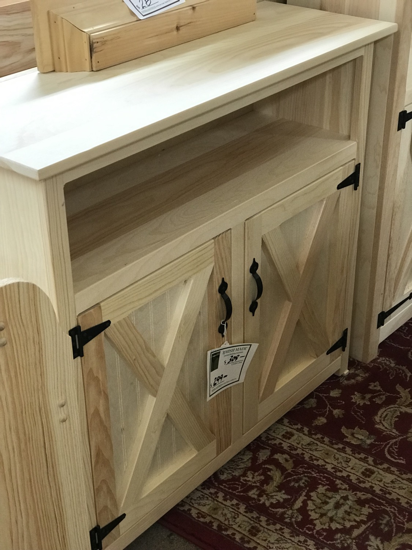 Hunter Cabinet with 2 Doors $237