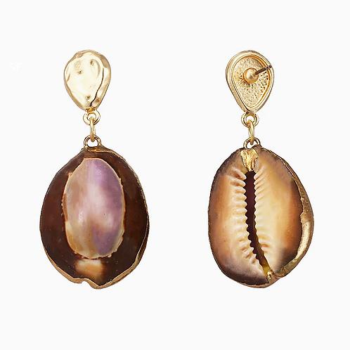 Rea Shell Earrings