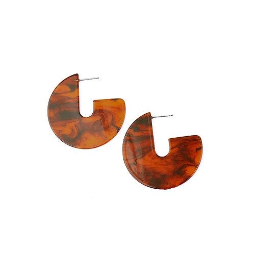 Macy Acrylic earrings