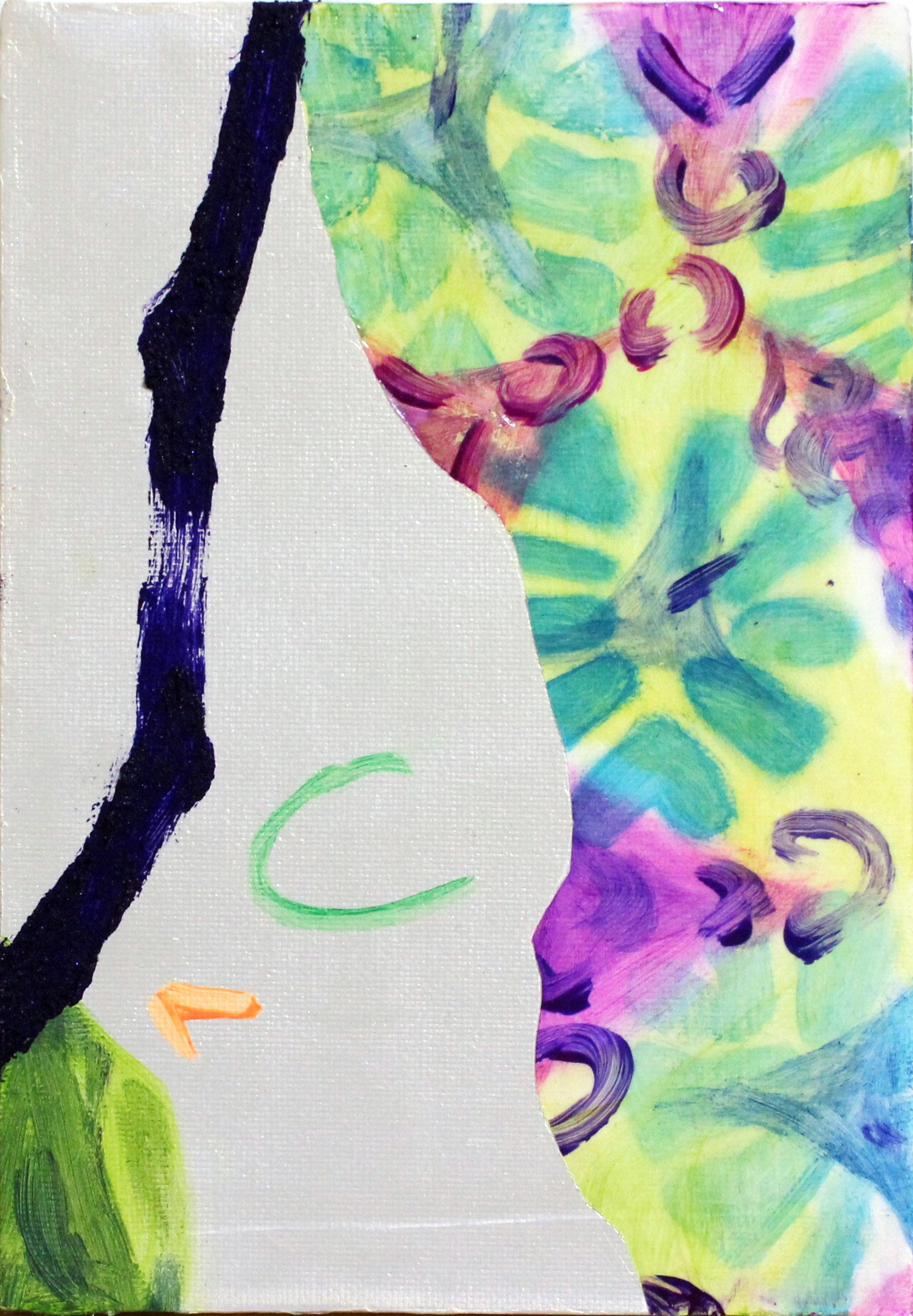 伸びゆく紫3