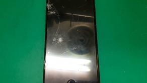 大阪市鶴見区よりiPhone7ガラス割れ修理
