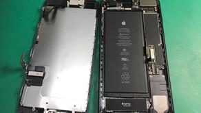【iPhone修理】iPhone7 Plusが充電出来なくなりました。ライトニングコネクター修理。