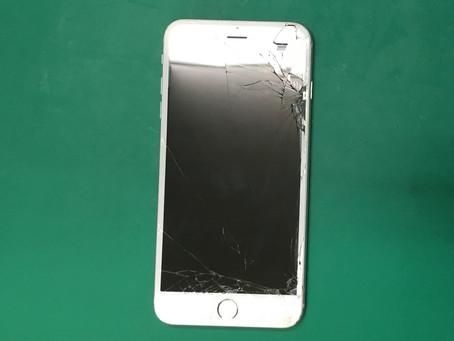 iPhone6Plusガラスと液晶交換修理