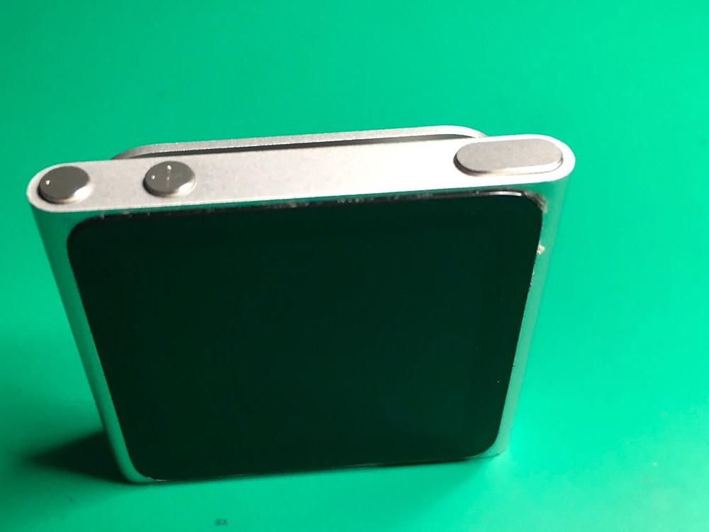 iPod nano6世代スリープボタン修理完了