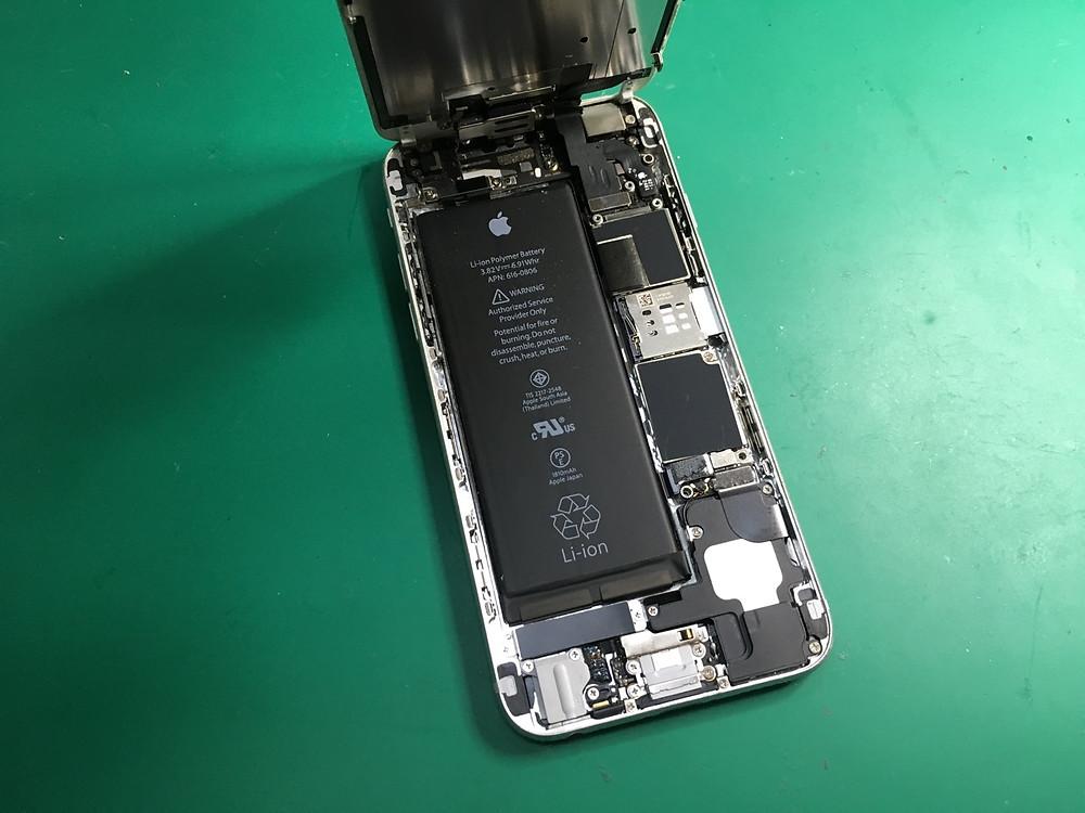 iPhone分解修理