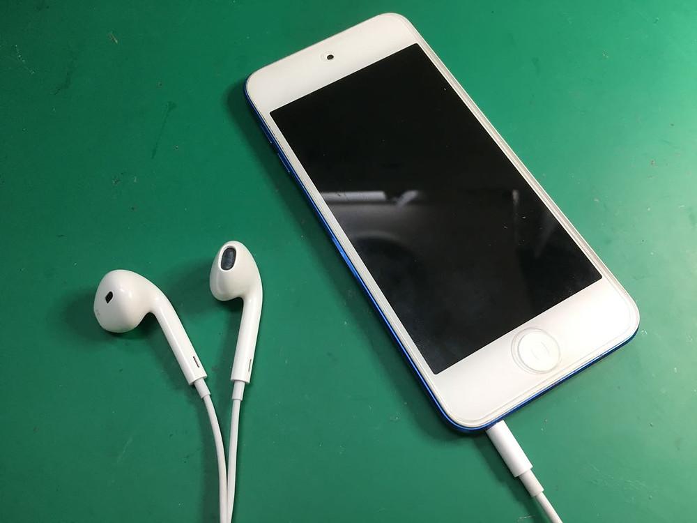 iPod Touch6世代イヤフォンジャック修理
