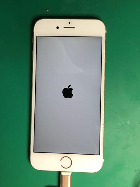 iPhone6s画面割れ修理完了