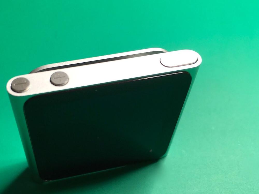iPod nano6世代 スリープボタン陥没