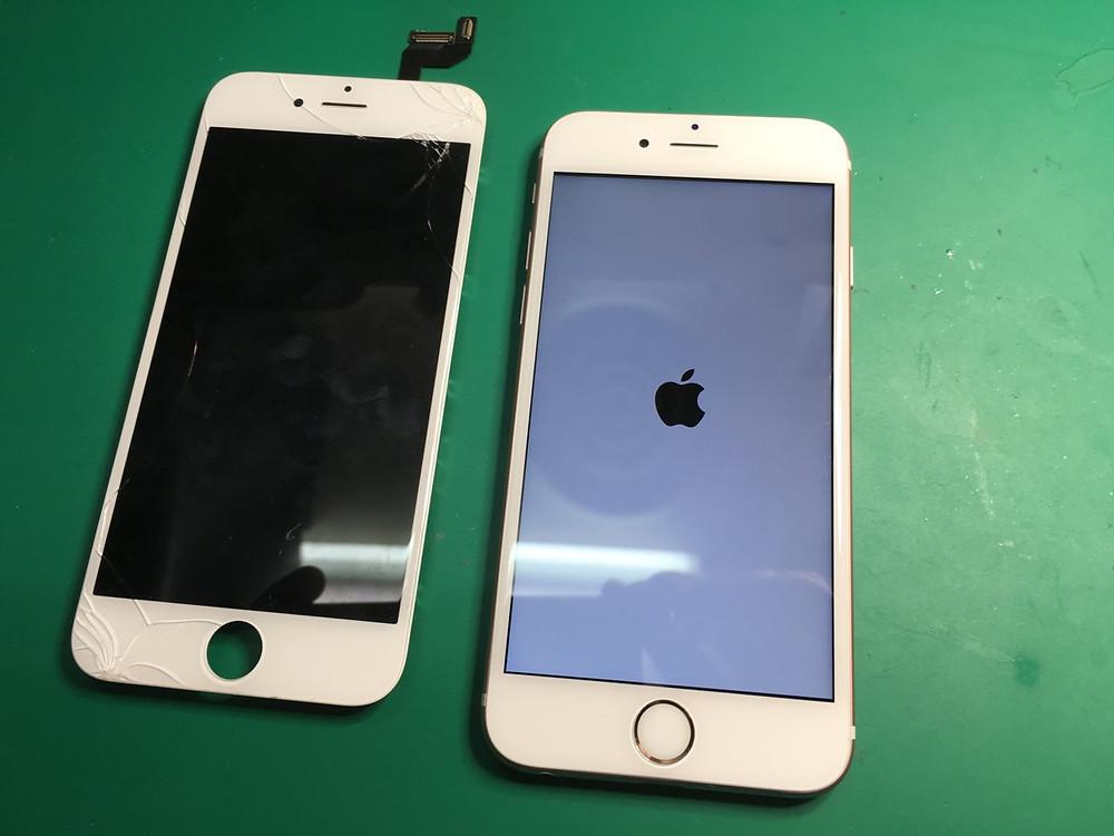 iPhone6s修理完了