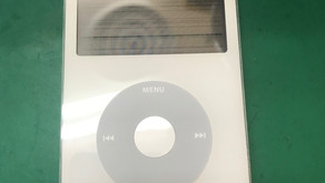 【iPod修理】iPod videoの画面が表示されない。液晶交換修理。