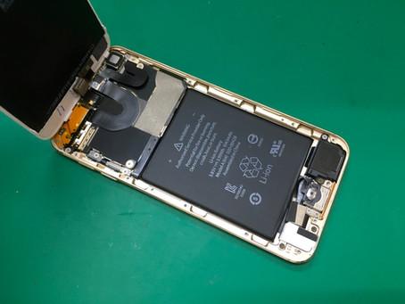 iPod Touch6世代のタッチパネル不良修理