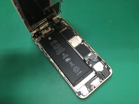 勝手にアプリが起動したり、iPhone6sがなんだか変なんです。