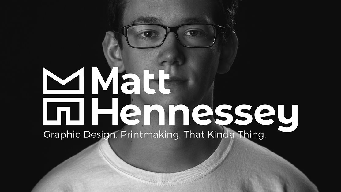 Matt Hennessey Design Face Splashpage.jp