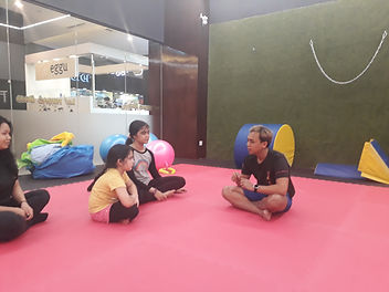 Gymnastics for kids and teens pj bangsar