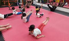 gymnastics for children pj damansara ttd