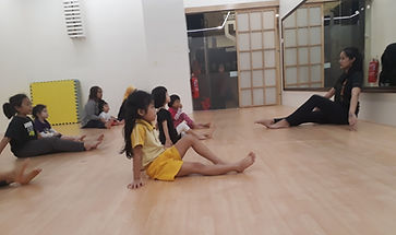 ballet kids pj damansara ttdi kelana jay