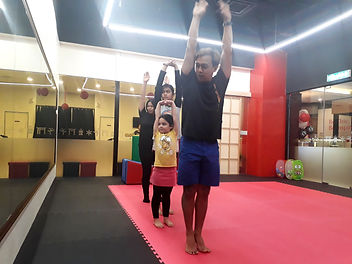gymnastics class for kids and teens pj damansara ttdi ss bangsar