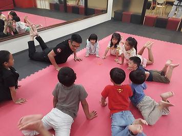 martial arts for children pj damansara k