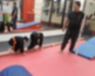 ninja class for kids in pj damansara ttd