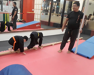 ninja class for kids in pj damansara ttd