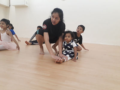 toddler ballet and dancein pj damansara