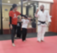 aikido class for children pj damansara t
